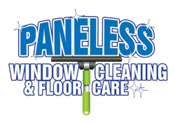 Paneless Window Cleaning & Floor Care Logo